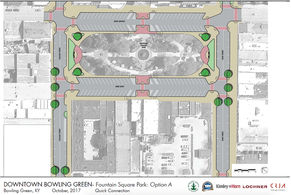 Downtown Square Streetscape Public Meeting Scheduled for December 12th