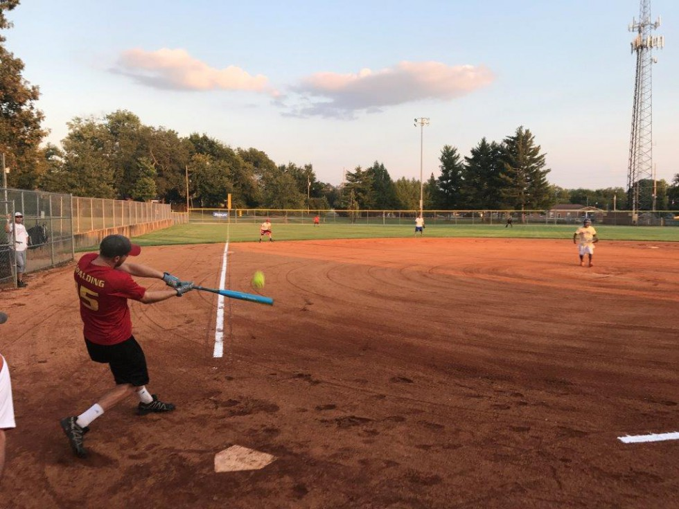 Spring Adult Softball League Registration-Extended