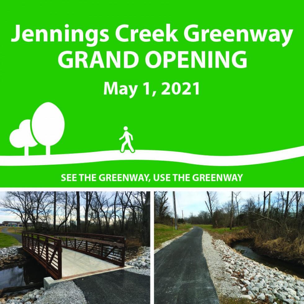 Jennings Creek Greenway Open House