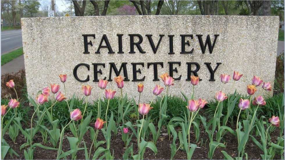 2019 Fairview Cemetery Annual Spring Clean-Up
