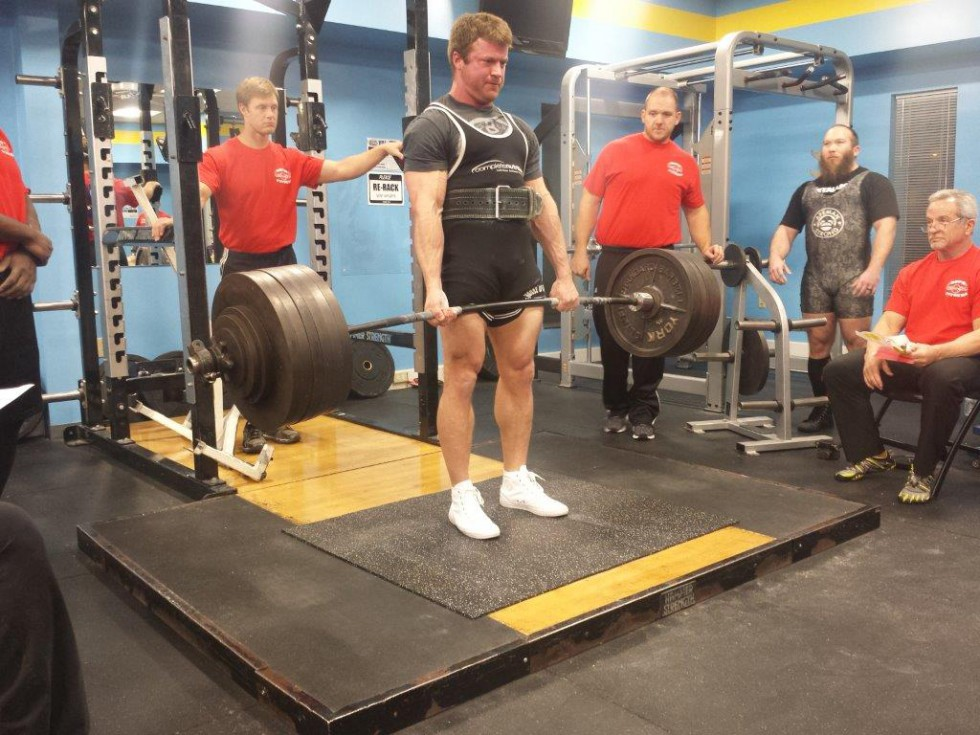 15th Annual Powerlifting Tournament