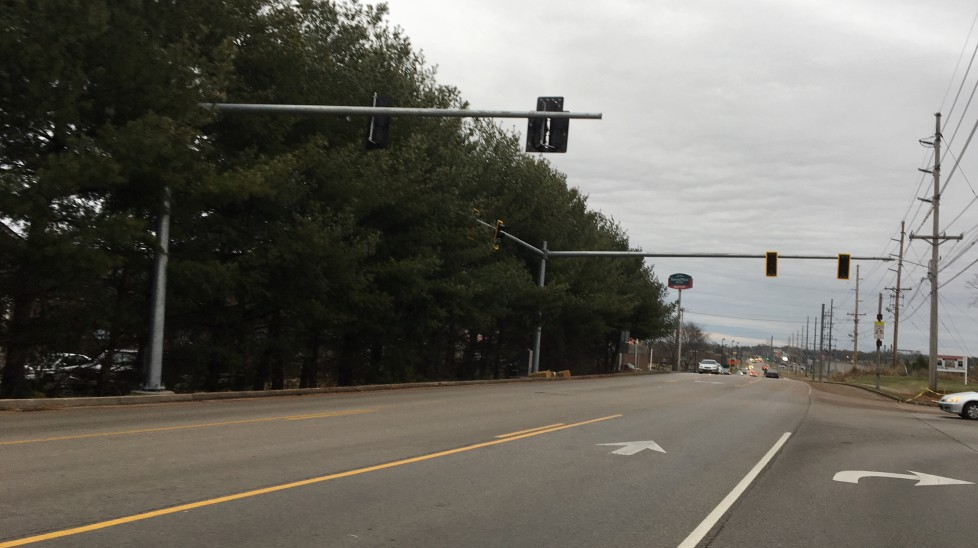 Cave Mill Road and Crossings Blvd Traffic Signal to go Live