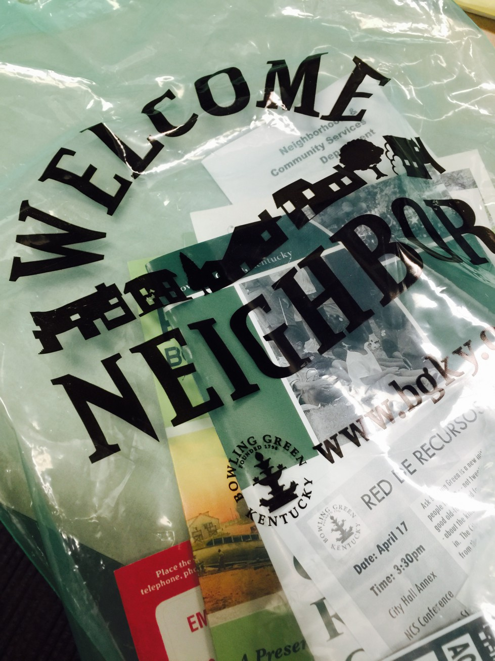 2016 Good Neighbor Resolutions