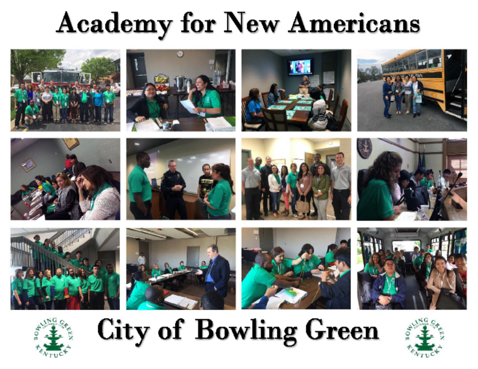 5th Annual Academy for New Americans begins February 27
