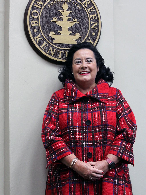 Commissioner Melinda Hill