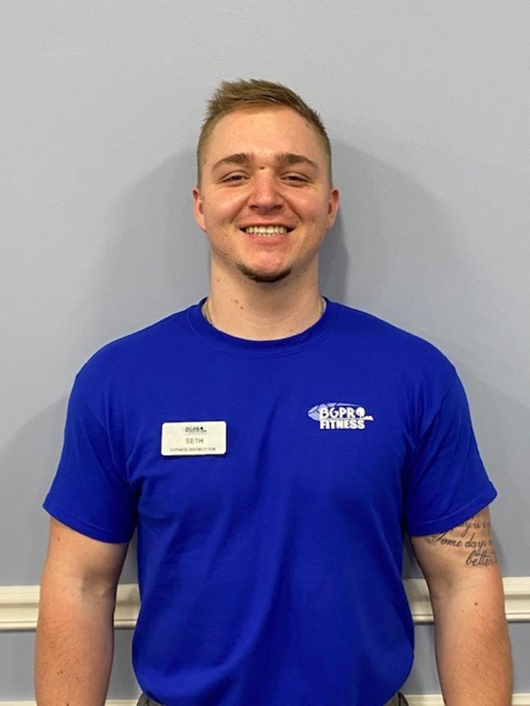 Fitness Staff - Seth Birdwell