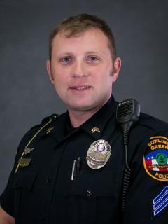 Sergeant Todd Porter