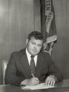 Dr. Spero G. Kereiakes (1972-1976)