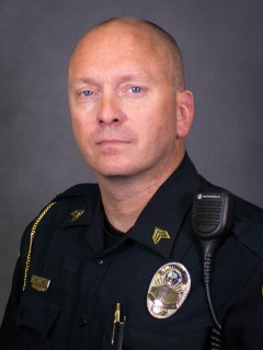 Sergeant Erik Woodward