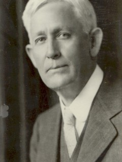 Dr. B.S. Rutherford (1933-1937)