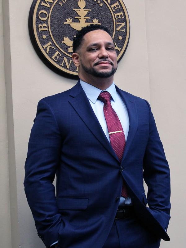 Commissioner Carlos Bailey