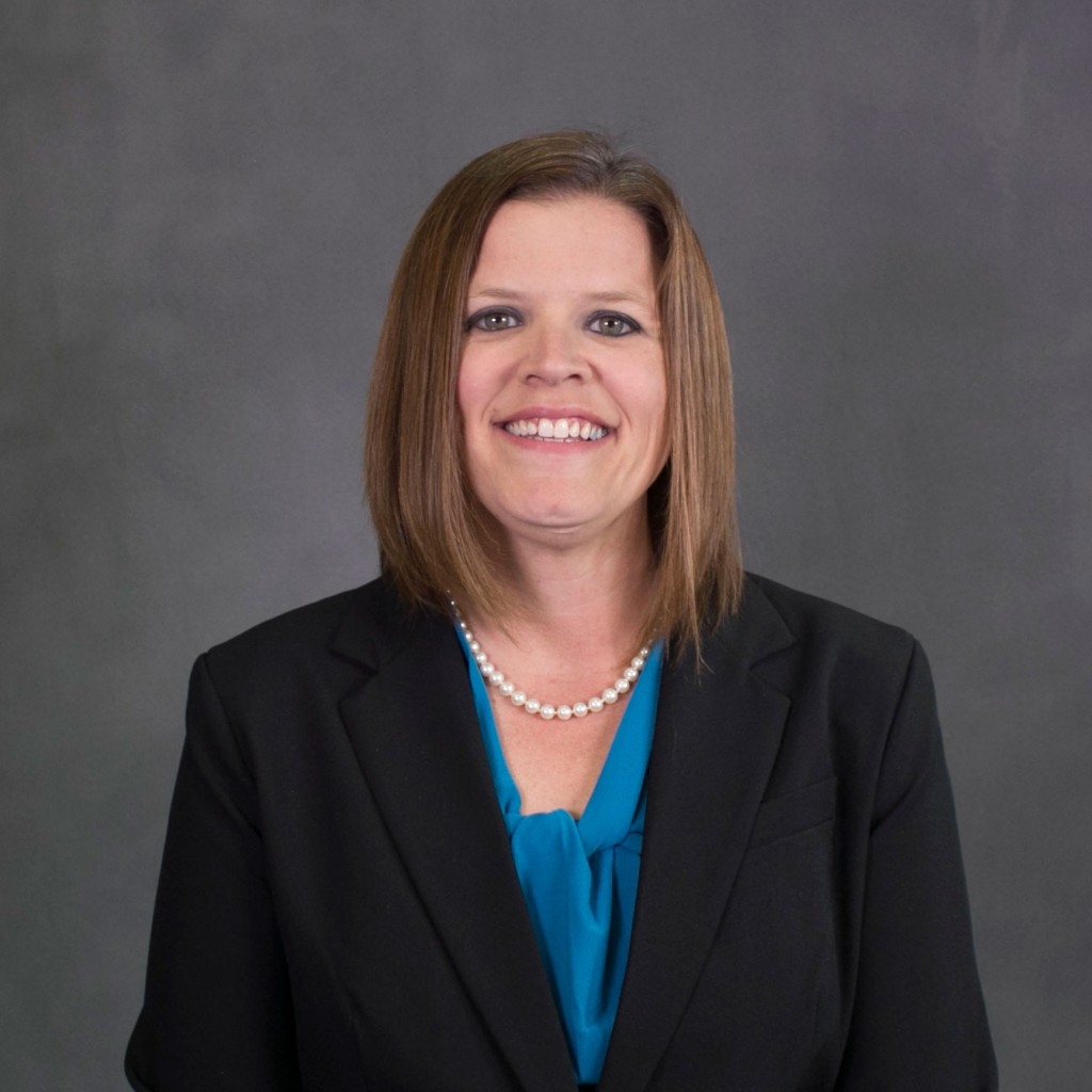 April Cosby - Chief Accountant