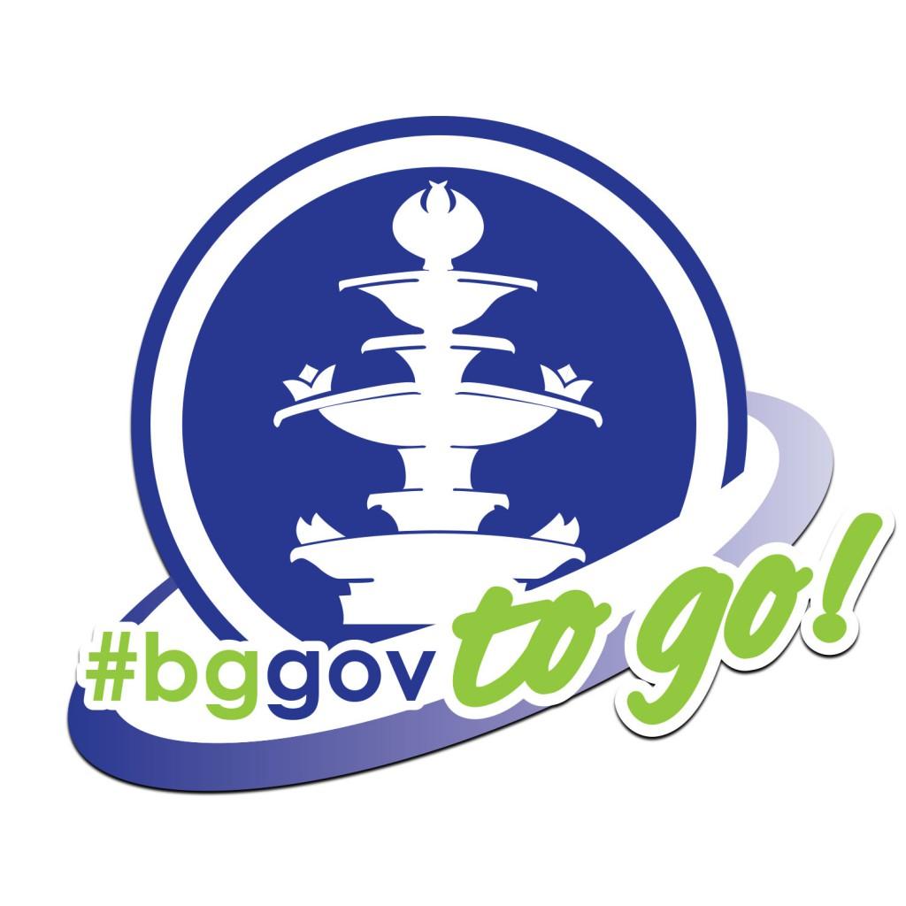 BGGovToGo - Logo