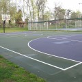 Basketball Court at Kereiakes Park