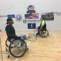 Wheelchair Racquetball Clinic