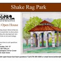 Shake Rag Park Project Open House