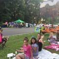 #BGGovToGo Block Party on Sandra Street