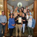 Board of Commissioners proclaim October 4 as TEN-4 Awareness Day