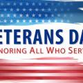 Veterans Day Flag Raising Ceremony 2020