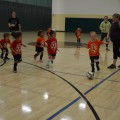 Little Kickers Indoor Soccer League Registration