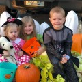 Bowling Green Police Department hosts Trunk or Treat