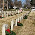 Veteran's Holiday Wreath Ceremony
