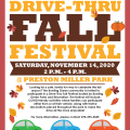 Drive Through Fall Festival