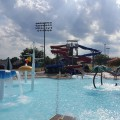Opening Day at Russell Sims Aquatic Center