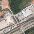 Tobacco Road Closure at Rail Road Crossing