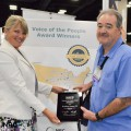 City of BG Receives Voice of the People Award
