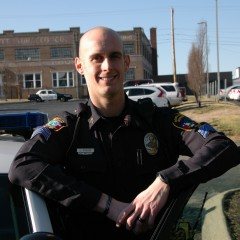 Sergeant Jonathan Vickous