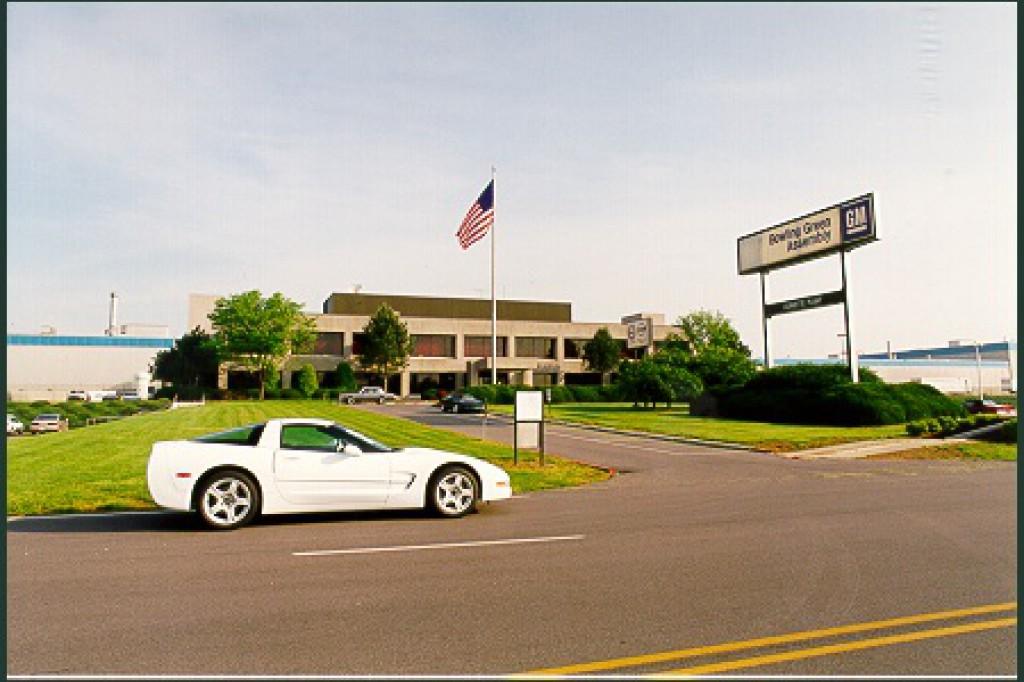 General Motors Corvette Plant