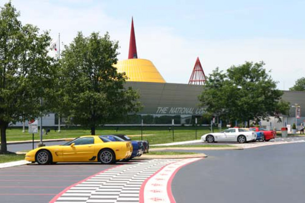 Nation Corvette Museum