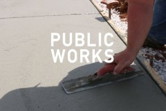 A City Without Public Works