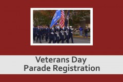 2016 Veterans Day Parade Entry