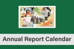 Annual Report & Calendar 2016