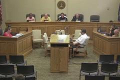 7/26/16 Code Enforcement & Nuisance Board Meeting