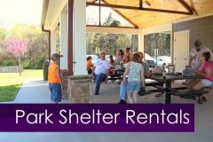 Park Shelter Rentals