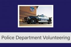 BGPD Volunteering