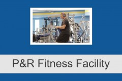 Parks and Recreation's Fitness Facility