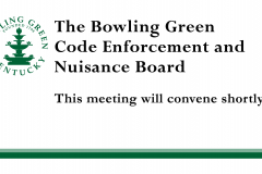 05/25/21 Code Enforcement and Nuisance Board Special Meeting