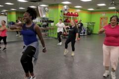 Aerobics Fitness Classes