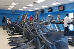Fitness Center Update
