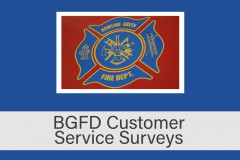 Fire Department Customer Service Survey
