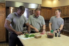 Firehouse Kitchen #4 - Philly Cheesesteak