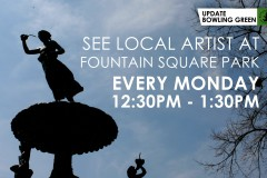 Monday in the Park at Fountain Square