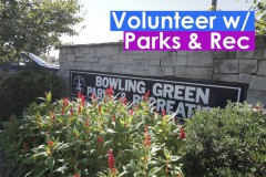 Volunteer for Parks & Recreation