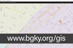 Geographic Information System (GIS) Data Browser