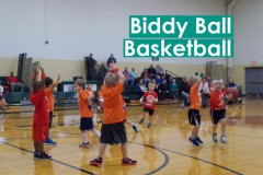 Biddy Ball Basketball