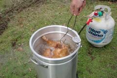 Turkey Frying Safety